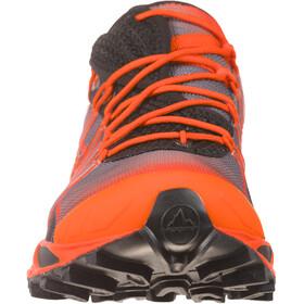 La Sportiva Mutant Zapatillas running Hombre, tangerine/carbon